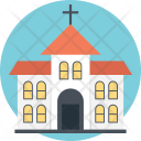 Church Building Prayer Icon