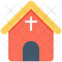Church Religious Place Icon