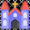Shrine Church Chapel Icon