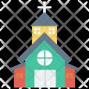 Church House Home Icon