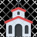 Religious Building Church Icon