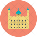 Church Historic Heritage Icon