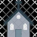 Church Building Chapel Icon