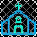Church Chapel Christian Icon