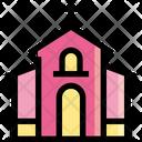 Church Temple Building Icon