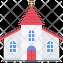 Church Religion God Icon