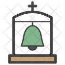 Church Bell Temple Bell Christianity Bell Icon
