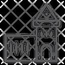 Church Building Icon