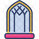 Church Mirror Icon