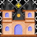 Church Structure Icon