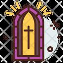 Church Window Icon