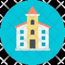 Churcjh Christain Religion Icon