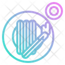 Churros Sweet Maxican Icon