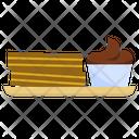 Churros Maxican Dessert Icon