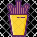 Churros Dessert Sweet Icon
