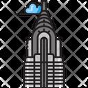 Chysler Building New York New York City Icon