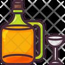 Cider Drink Asturias Sidra Icon