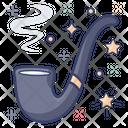 Cigar Smoke Cheroot Icon