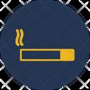 Cigar Cigarette Nicotine Icon