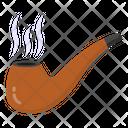 Cigar Smoke Tobacco Cigarette Icon