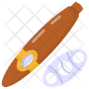 Tobacco Cigar Smoking Icon