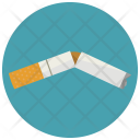 Quit Smoking Cigar Icon