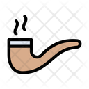 Pipe Smoke Cigar Icon