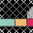 Cigar Cigarette Smoke Icon