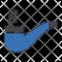 Cigarette Tobacco Pipe Icon