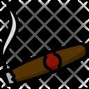 Cigarette Cigar Smoke Icon