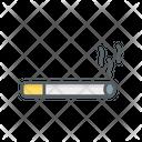 Cigarette Smoking Tobacco Icon