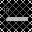 Cigarette Smoking Icon