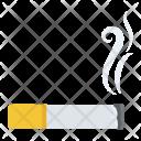 Cigarette Smoking Nicotine Icon