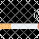 Cigarette Nicotine Smoke Icon