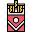 Cigarette Cigarettes Pack Icon