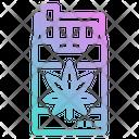 Cigarette Box Icon