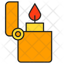 Cigarette Lighter Lighter Flame Icon
