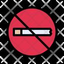 Notallowed Cigarette Tobacco Icon