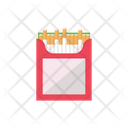 Cigarette Smoking Drugs Icon