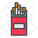 Cigarettes Cigarette Pack Cigarette Icon