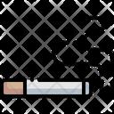 Cigarrete Smoke Smoking Icon