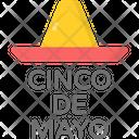 Cinco De Mayo Icon