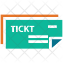 Cinema Movie Ticket Icon