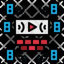 Cinema Audio Sound Icon