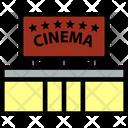 Cinema Theater Movie Icon