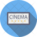 Cinema Board Hanging Icon