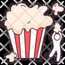 Cinema Snacks Icon