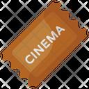 Cinema Tickets Vouchers Travelpass Icon