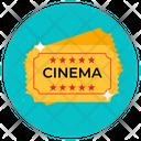 Cinema Tickets Cinema Vouchers Cinema Passes Icon