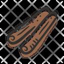 Cinnamon Plant Spice Icon